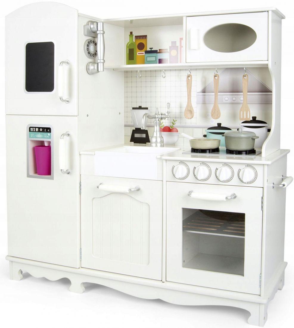 Кухня деревянная большая Винтаж 2019 102/246105
