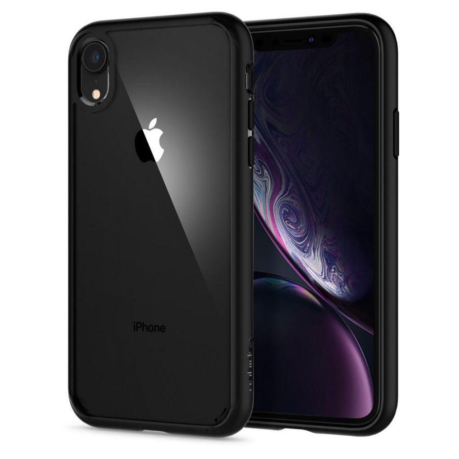Чехол Spigen Ultra Hybrid для iPhone XR черный