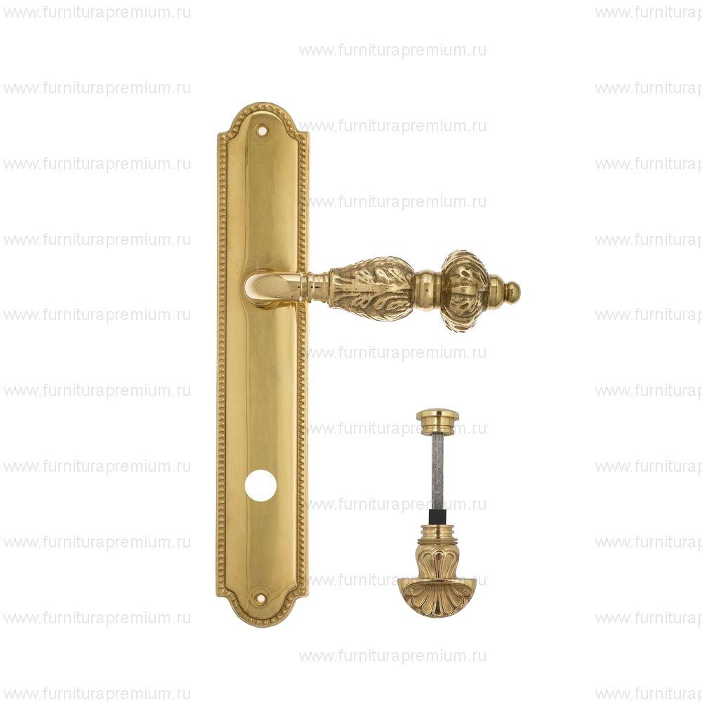 Ручка на планке Venezia Lucrecia PL98 WC-4