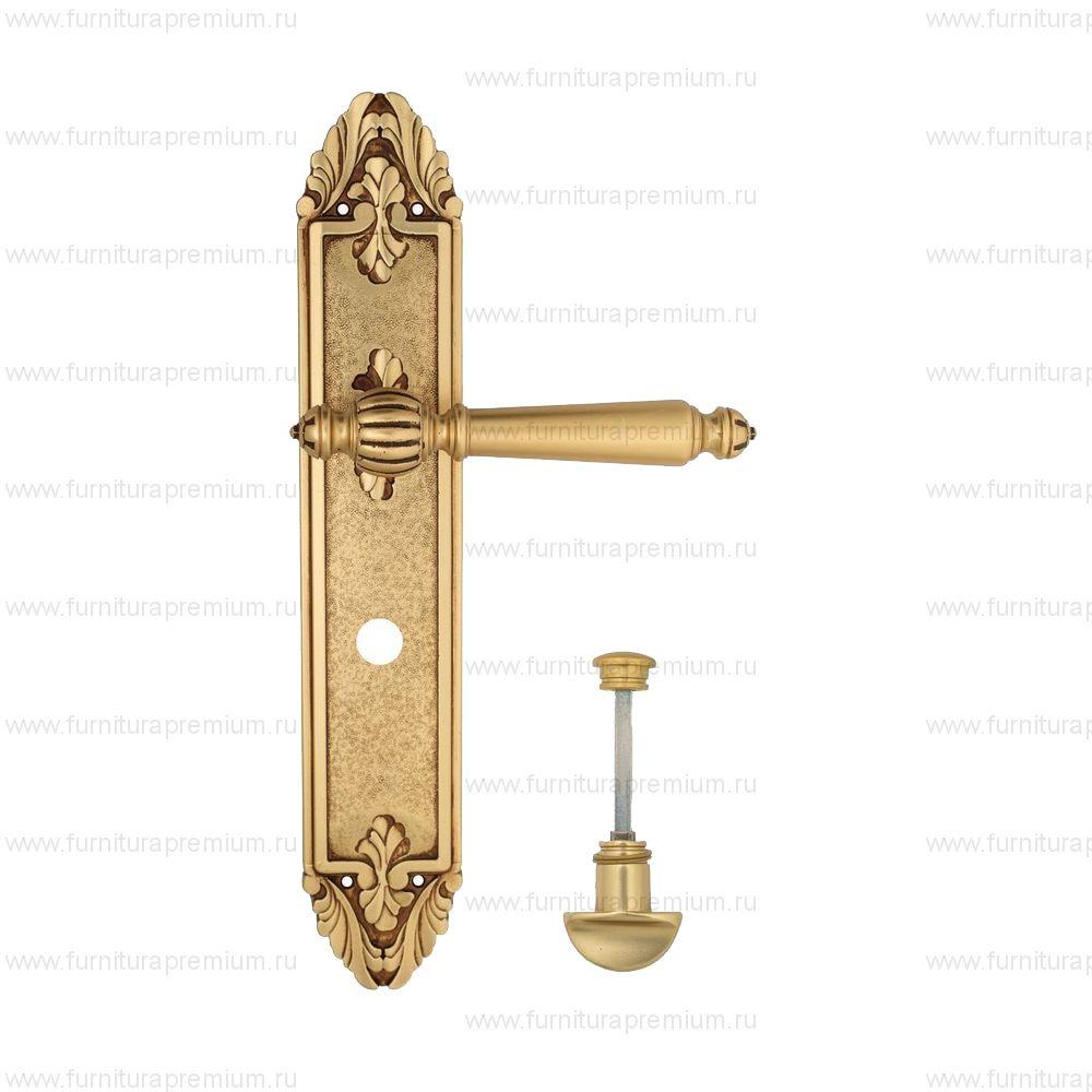Ручка на планке Venezia Pellestrina PL90 WC-2
