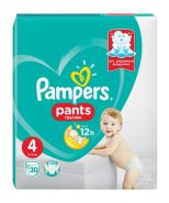 Pampers Tuman Premium Care Pants 9-15kg №4 30eded