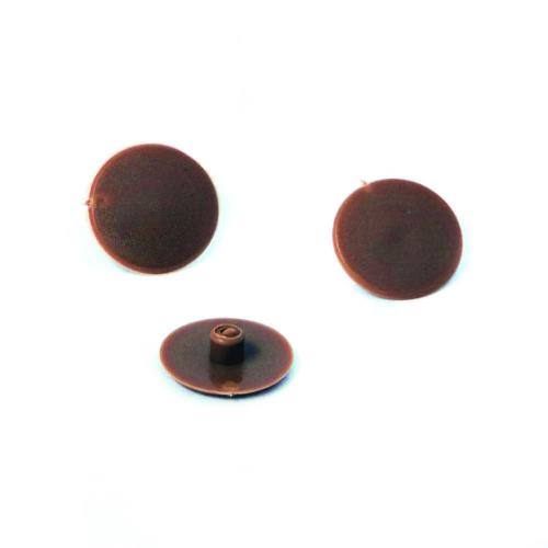 Заглушка для эксцентрика №4.1 Кирпичная