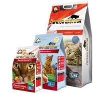 Ночной охотник корм для кошек Мясное ассорти 10 кг