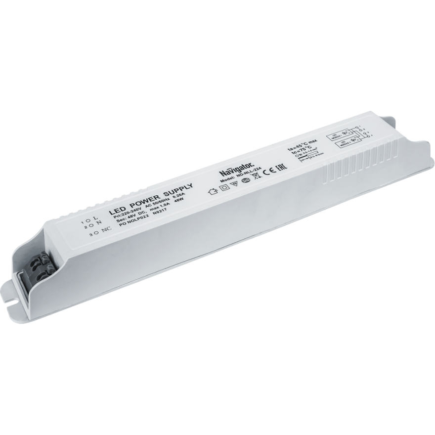 Драйвер Navigator DPO-MC1-224-IP20