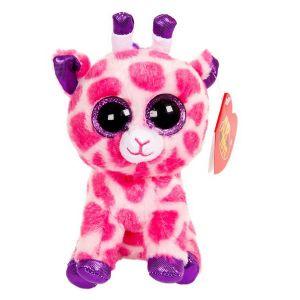 Жираф розовый (15 см)