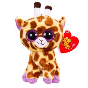 Жираф коричневый (15 см)