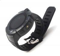 Детские умные часы Smart Baby Watch Q610 черные