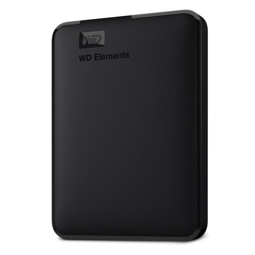 Жесткий диск Western Digital WD Elements 2 TB (WDBUZG0020BBK-WESN)