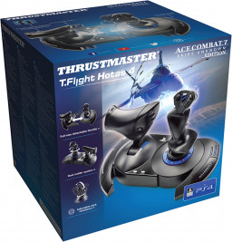 Джойстик Thrustmaster T. Flight Hotas 4 Ace Combat 7 Skies Unknown (PS4,PC)