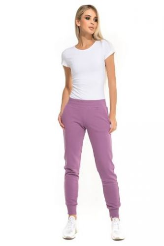 Женские спортивные брюки Easy & free (PM France 1729) сирень