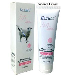 Маска пленка Бэлисс с экстрактом плаценты