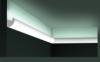 Карниз для Скрытого Освещения Orac Decor CX188 Д200xШ3xВ3.4 см Лепнина из Дюрополимера / Орак Декор