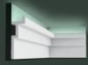 Карниз для Скрытого Освещения Orac Decor С396 Д200xШ6.1xВ18.5 см Лепнина из Полиуретана / Орак Декор