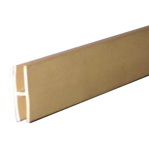 Соединитель для задней стенки ДВП L-2000 мм, бежевый