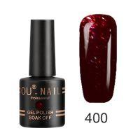 Гель-лак №400 Ou Nail, 8 мл