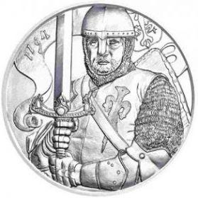 825 лет Австрийскому Монетному Двору.Леопольд V 1,5 евро Австрия 2019 на заказ