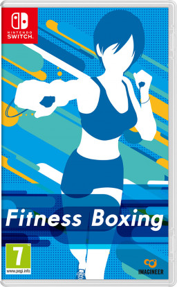 Игра Fitness Boxing (Nintendo Switch)