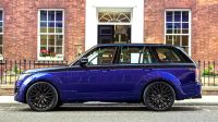 Pace Car (Range Rover Vogue 2013)