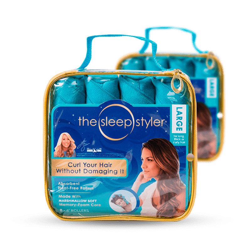 Мягкие бигуди The Sleep Styler Large (40 мм)