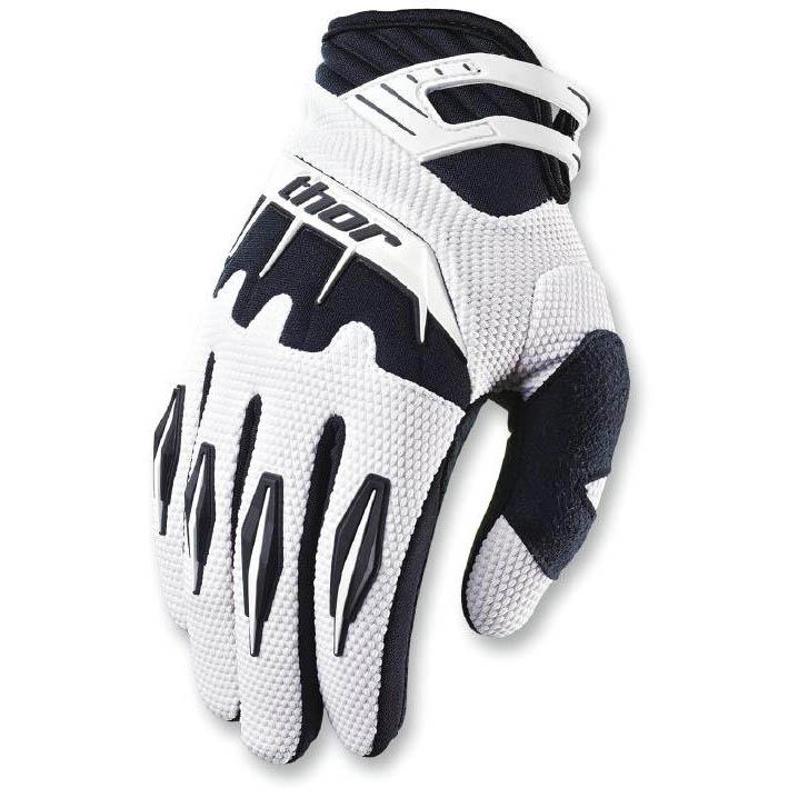 Thor - Spectrum White перчатки, белые