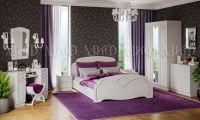 Спальня Натали-1 МДФ