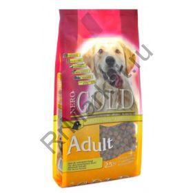 Корм для взрослых собак: курица и рис (Adult)