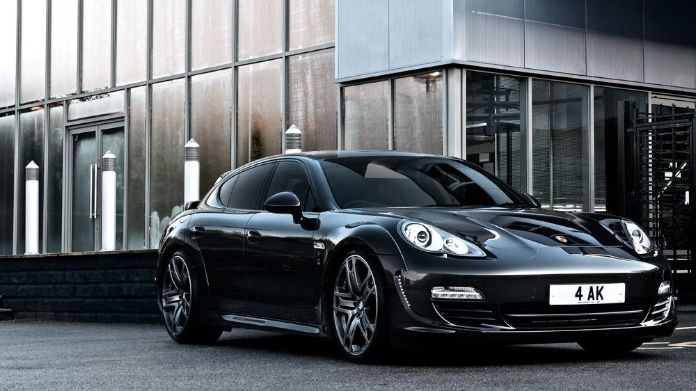 SUPERSPORT WIDE-TRACK (Porsche Panamera)