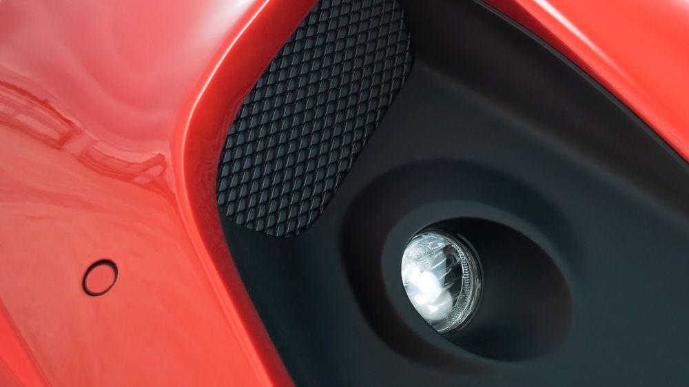 Противотуманные фары (Range Rover Evoque)