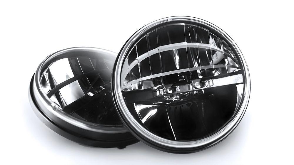 Головная оптика DIAMOND LED (Jeep Wrangler)