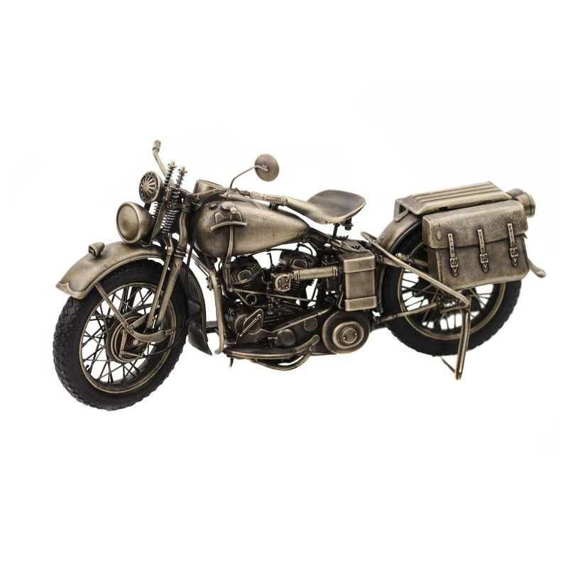 "ДИОРАМА ""Harley Davidson WLA-42"" 1/9"