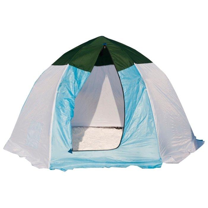 Палатка   зимняя Стэк  4-х мест брезент 260*260*210