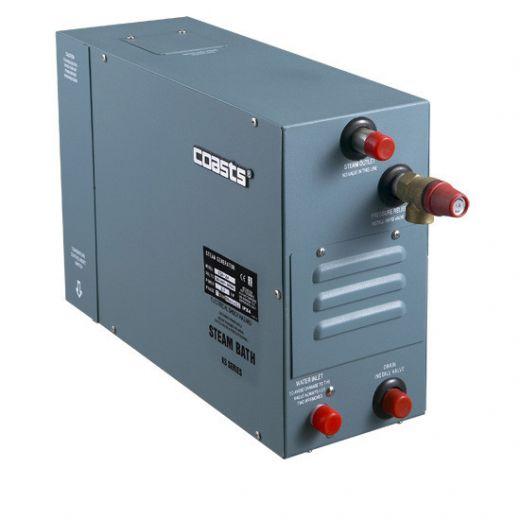 Парогенератор Coasts KSA-120 12 кВт 380v с выносным пультом