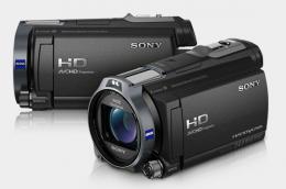 Видеокамера Sony HDR-CX760E