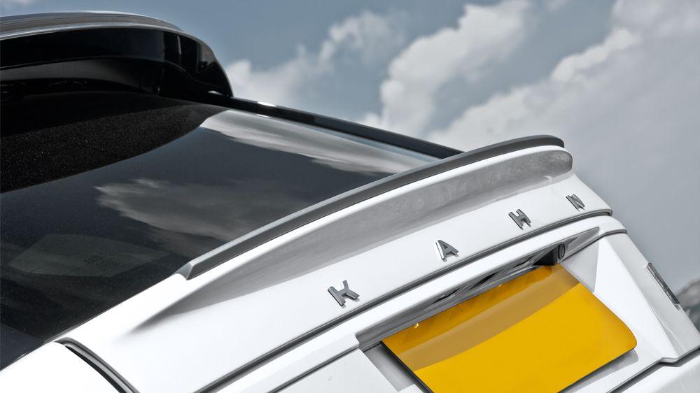 Спойлер крышки багажника (Range Rover Vogue 2013)