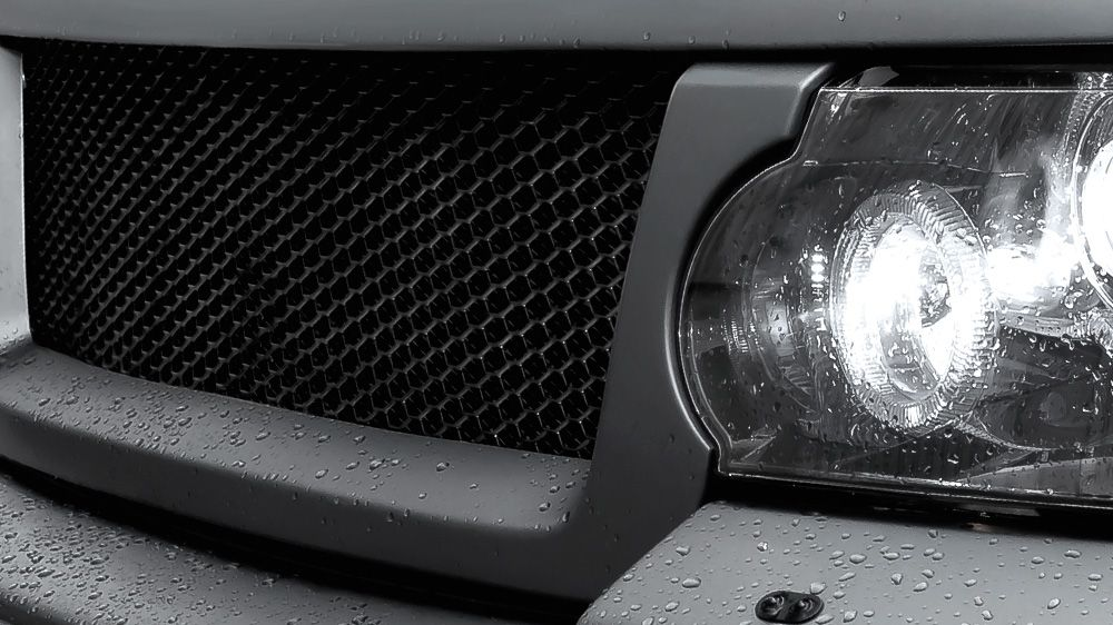 RS — передняя решетка радиатора (Range Rover Vogue 2009-2012)