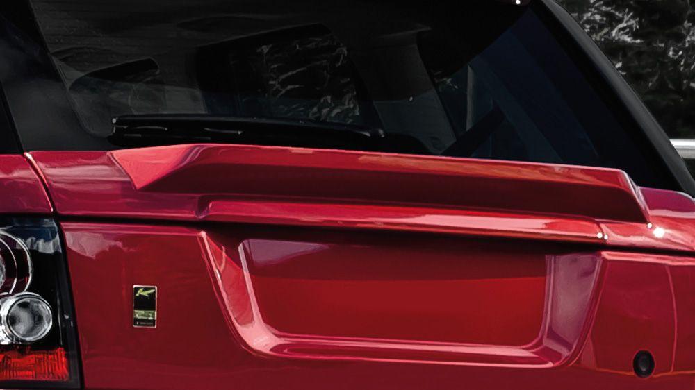 Спойлер крышки багажника (Range Rover Sport 2009-2013)