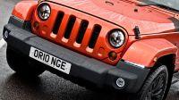 Решетка радиатора (Jeep Wrangler)