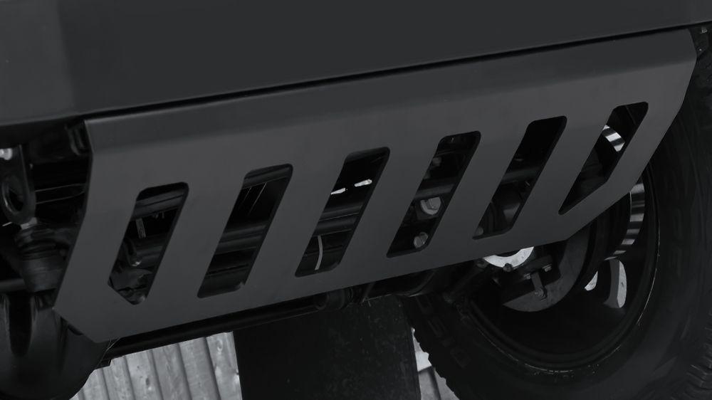 Защита картера (Land Rover Defender)