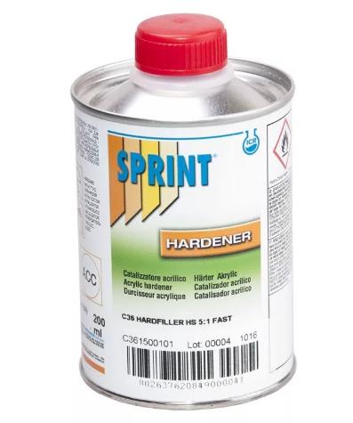 Sprint C36 Отвердитель для грунта HS F30-F35 Rapido, 200мл.