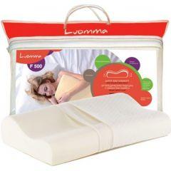 Ортопедическая подушка Luomma F-500 с эффектом памяти.