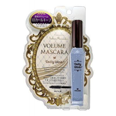 Dolly Wink Volume Mascara Тушь для ресниц (объем+подкручивание), цвет черный