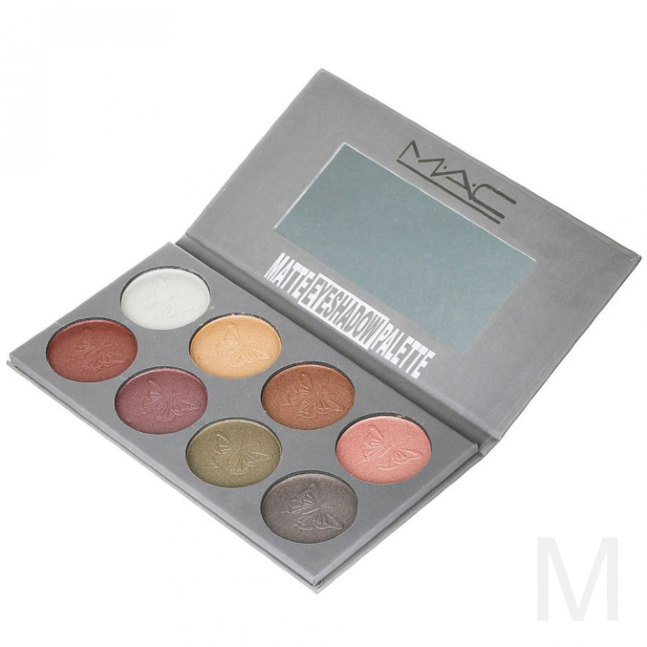 Тени для век Matte Eyeshadow Palette 8 цветов