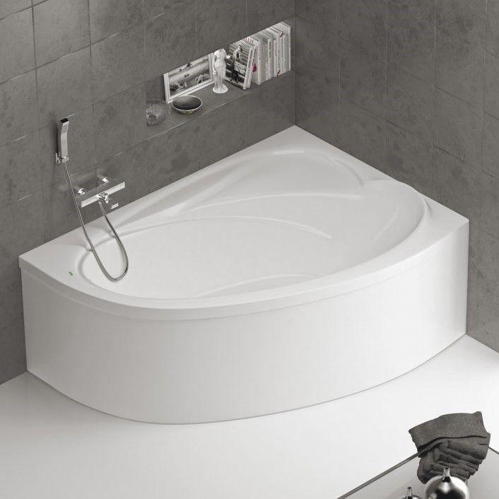 Акриловая ванна четверть круга Belbagno BB106 150x104 ФОТО