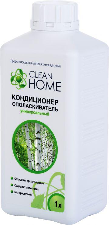 Clean Home Кондиционер-ополаскиватель для белья Русский лес 1 л