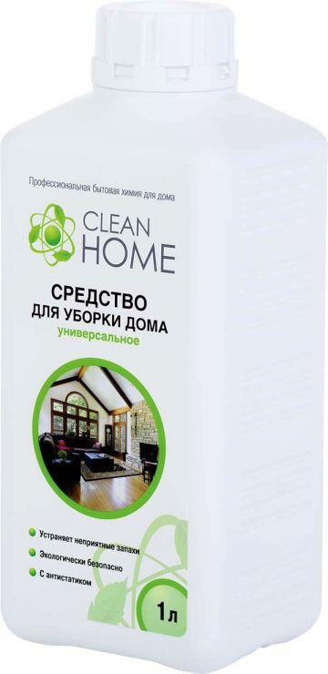 Clean Home Средство для уборки дома 1 л