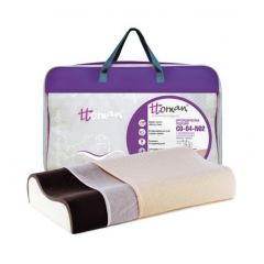 Ортопедическая подушка Ttoman с эффектом памяти