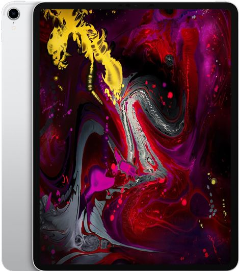 Apple iPad Pro 12.9 (2018) 1TB 4G Wi-Fi + Cellular Silver (MTJV2RU/A)