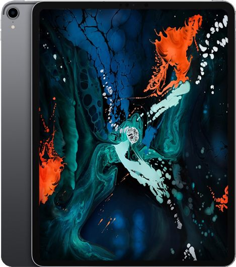 Apple iPad Pro 12.9 (2018) 256Gb Wi-Fi Space Gray (MTFL2RU/A)