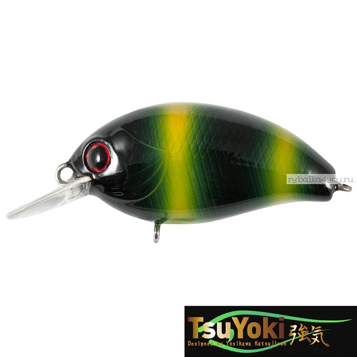 Воблер TsuYoki Agent 36F 36 мм /4,4 гр / Заглубление: 0 - 0,4 гр / цвет: 621