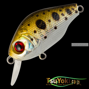 Воблер TsuYoki Drop 45F 45 мм / 7,7 гр / Заглубление: 0 - 0,5 м / цвет: 027